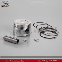GY6-80 pistons for motorcycles