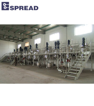 Complete Paint production line