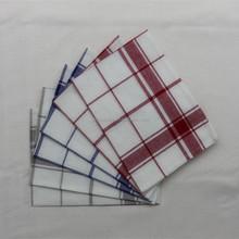 china wholesale Linen cotton yarn-dyed kitchen tea towel