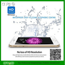 2015 newest glass tempered clear screen protector for iphone 6 4.7 inch