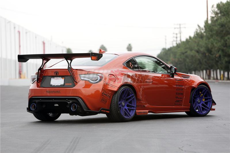 2012-2014 Toyota Gt86/ Subaru Brz Greddy Rocket Bunny ...