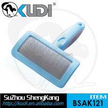 Hot selling professional pet grooming product dog slicker brush
