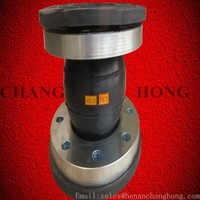 Manufacture flexible mechanical rubber joint