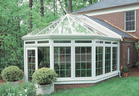High Quality clear glass for Green House and sunroom glass