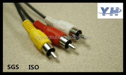 Competitive price plastic mini hdmi to rca cable injection mould