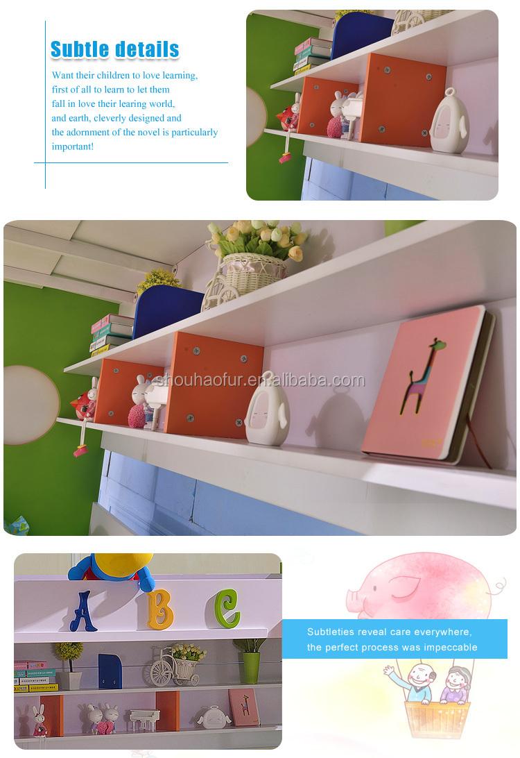 Goedkope onderschuifbed bedden peuter stapelbed 805# kinderen ...
