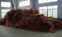 copper wire scrap 99.9% Millbery Grade A