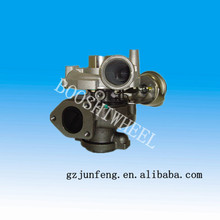 Turbocharger 11657780199D 1165860049 710415-5003S with Engine GT2052V M57D For BMW 525D Opel Omega B