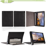 "customized case cover for lenovo yoga tablet 2 10'"" 8"" 13"" inch, for lenovo yoga tablet 2 8 inch protective leather case"