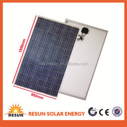 280W poly Solar Panel with IEC,TUV,CE,ISO,CEC