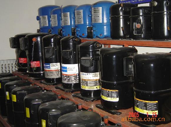 HOT! ZB Series Copeland Scroll Compressor ZB15KQ-PFJ-524