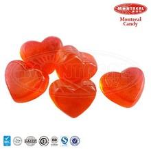 Valentine Soft Gummy Heart Candy
