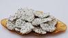 Bulk /vacuum package 100% natural Freeze-dried pitaya / dragon fruit slice5-7mm