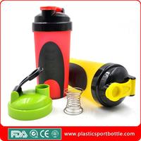Eco friendly Fashion Customer Logo Wholesale New Fashion Shaker Bottle