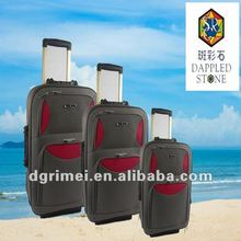 Superior quality EVA external trolley luggage and bag for promotional