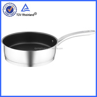 teflon coated tilting omelette frying pan for kitchenware with best quality