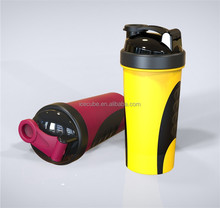 2015 New Design Popular promotional BPA FREE shaker bottle for nutrition