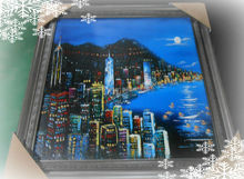 Canvas oil painting frame tianyuan supply