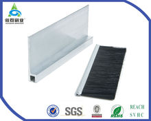 High quality product sliding screen window weather sealing stripping brush