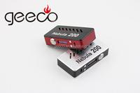 Christmas newest coming Geeco Nebula 200w TC box mod PK 200W Tuglyfe box mod Tesla 200W Watt Temperature Control Box Mod