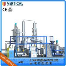VTS-DP Used Oil Regenerate Plant Waste Engine Oil Purification Machine