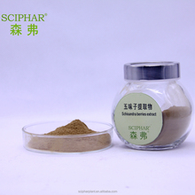 Best price supply 100% natural plant extract powder schisandra p.e.