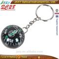 Accesorios de senderismo de plástico mini 28mm guía- bola decorativa brújula