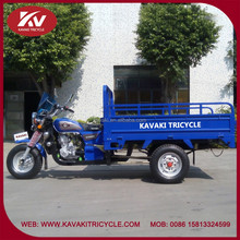 Fashionable cheap bajaj three wheel motorcycle with cabin with good price made in China