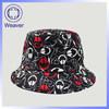 High Quality Custom Printed Bucket Hats Print Pattern Tie Dyed Bucket Hats