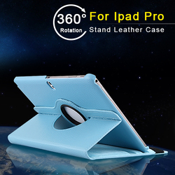 Spain Useful Soft Protective 12.9 inch Tablet PU Smart Cover For Ipad Case