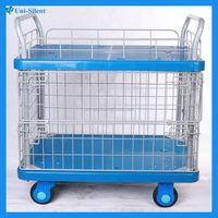 Pet Carrier Stroller Wheels Dog Stroller Cart