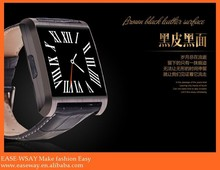 WP001 IOS and android water proof dual sim card watch phone,smart watch phone