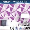 DF4053 modern design waterproof 3d modern wallpaper for hotels