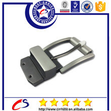 single prong italian reversible belt buckle custom