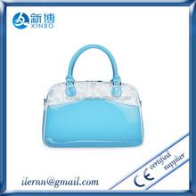 large space ladies PU golf clothes handbag