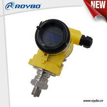 4-20mA oxygen pressure transmitter with HART protocol