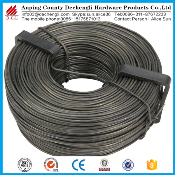 Black Annealed Tie Wire For Steel Bar Fixing In Construction - Buy ...