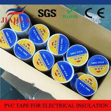 Pvc isolamento elétrico fita rolo em alta tensão ( rolo de fita de PVC )