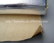 Auto vibración de la almohadilla de aislamiento