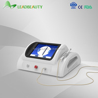 2015 newest design portable vein removal machine rbs high frequency facial vascular treatment
