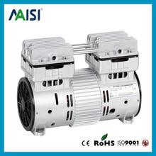 partable piston compression pump for airbrush