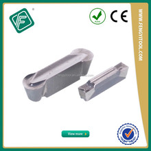 Indexable PVD Coating Tungsten Carbide Turning Parting and Grooving Insert for Aluminium
