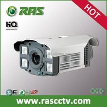 1.3 mega pixel led array ir waterproof support 1200tvl AHD cctv camera
