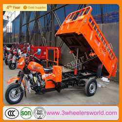 Chongqing Manufacture 2013 Hot Sale Chopper Three Wheel Cargo motorcycle for Sale