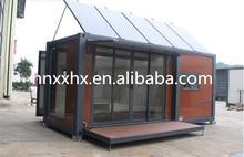 prefabricated container restaurant