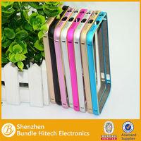 For iPhone 5s bumper case,for iphone 5 aluminum metal bumper