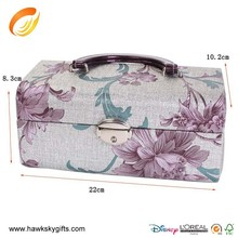 Hot Sale jewelry box Fashional wooden storage box for jewelry manufacturer