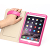 luxury Folding stand leather smart case cover For apple iPad mini 4
