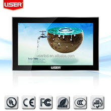 High quality promotional digital advertising 1080p ad player