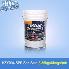 Food grade hard coral SPS bulk aquarium sea salt